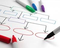 Organization Chart - Closeup